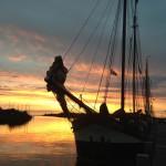 Varen op het IJsselmeer en Waddenzee