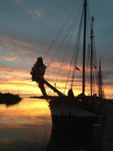 Pasen weekend zeilen-Vlieland en Terschelling